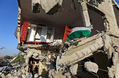 UN seeks USD 540 million for Palestinian aid, mostly for Gaza