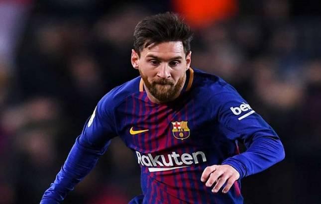 Lionel Messi - File Photo