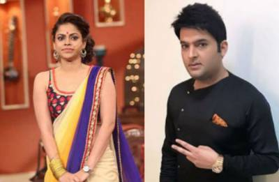 Not Sumona Chakravarti, but THIS actress to co-host 'Family Time with Kapil Sharma'