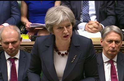 UK expels 23 Russian diplomats; suspends high-level contacts with Moscow