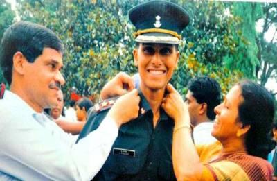 Piyush Goyal, Dharmendra Pradhan and others remember martyred Major Sandeep Unnikrishnan on his 41st birth anniversary