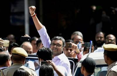 Delhi HC extends Karti Chidambaram's protection from arrest in ED case till Mar 22