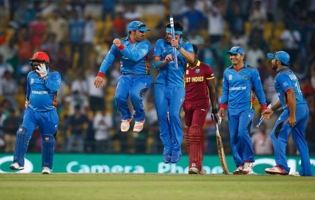Afghanistan defeated in-form West Indies by 3 wickets (Image Source: PTI)