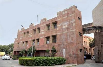 JNU prof booked over sexual harassment claims by women students