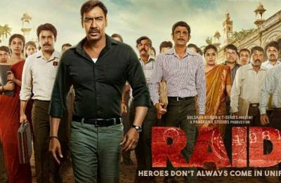 Raid movie review: Ajay Devgn's thrilling war against black money is backed with powerful performances