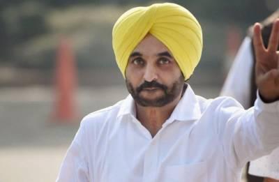 Bhagwant Mann resigns as AAP Punjab unit president over Kejriwal's apology to ex-minister Bikram Singh Majithia