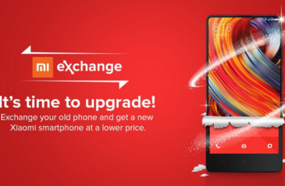 Xiaomi Mi exchange offer: Replace your old device with new smartphone on Mi.com; Click here for details