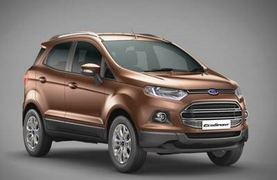 Ford EcoSport Titanium+ launched at Rs.10.47 lac with manual transmission