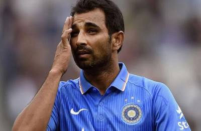 Mohammed Shami stopped in Dubai hotel for two days, confirms BCCI