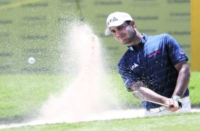 Indian golfers Shubhankar Sharma, Anirban Lahiri drop places in world rankings
