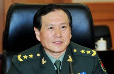 China's missile man  Lt Gen Wei Fenghe is new defence minister