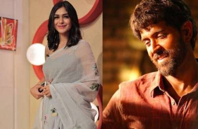 Mrunal Thakur on Super 30: 'Hrithik Roshan's dedication made me give my 200 per cent'