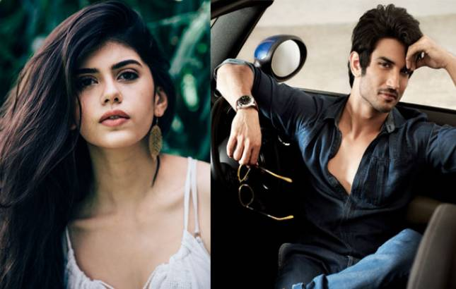 Sanjana Sanghi to star opposite Sushant Singh Rajput in 'The Fault In Our Stars' remake