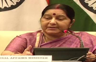 Indians killed by ISIS in Iraq were recovered from mound not mass grave, says Sushma