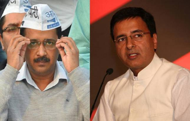 Congress gives new name to AAP chief Arvind 'Sorry' Kejriwal (Source: PTI)