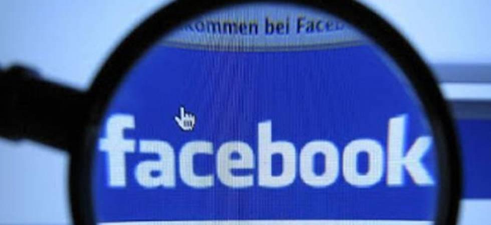 Facebook - File Photo