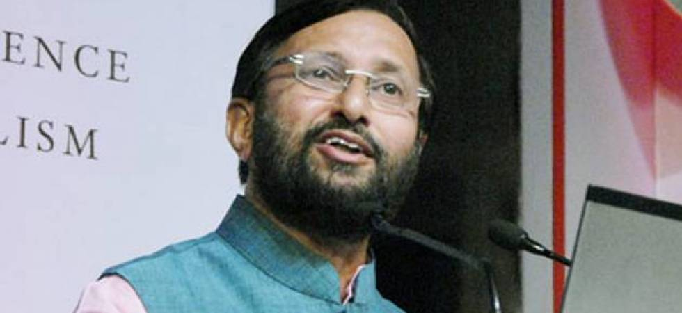 Union Human Resource Development minister Prakash Javadekar - File Photo