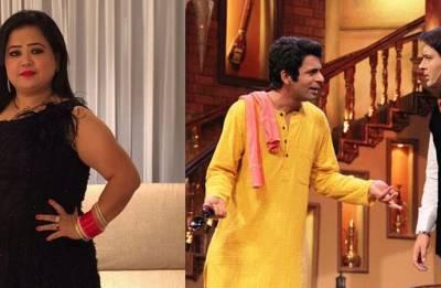 Bharti Singh REACTS to Kapil Sharma vs Sunil Grover Twitter rant