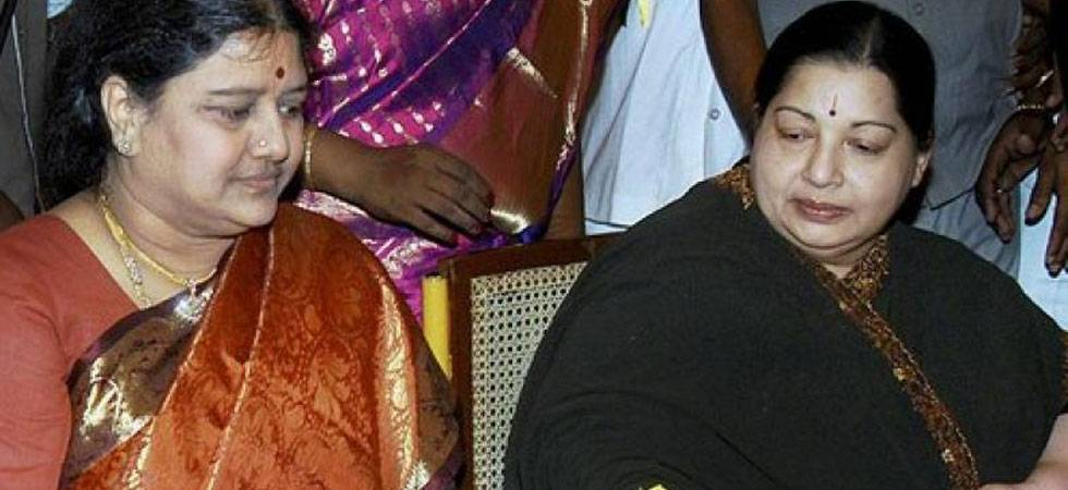 Sasikala files 55-page affidavit, opens up on Jayalalithaa's death (Source: PTI)