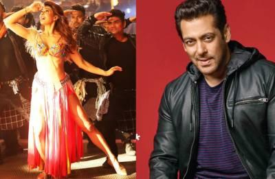 Jacqueline did 'full justice' to 'Ek Do Teen', says Salman Khan