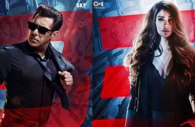 Race 3 poster: Salman Khan introduces Daisy Shah as 'sizzling Sanjana'