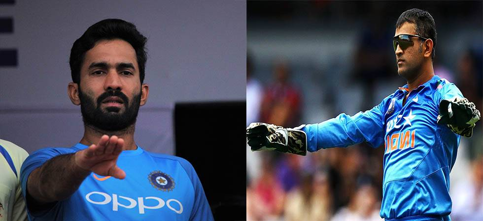 Is Dinesh Karthik the perfect replacement of MS Dhoni in 2019 World Cup(Source - file pic)