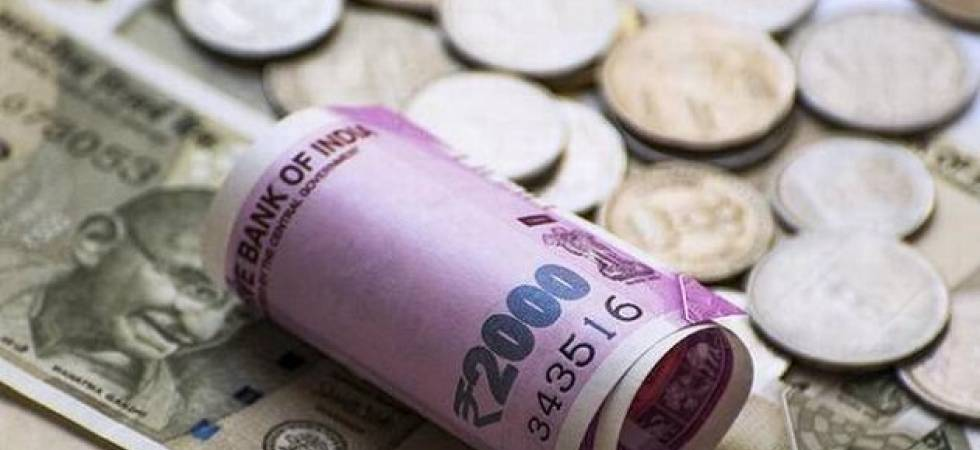 Rupee gains 10 paise to end at 65.11 against dollar (File Photo)