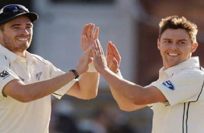58 all out! Boult-Southee terrorises England