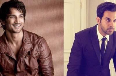 Rajkummar Rao clears the air on rumoured film with Sushant Singh Rajput