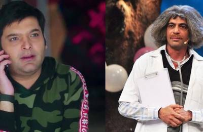 Family Time With Kapil Sharma shoot with Baaghi 2 team cancelled; Is Sunil Grover the reason?
