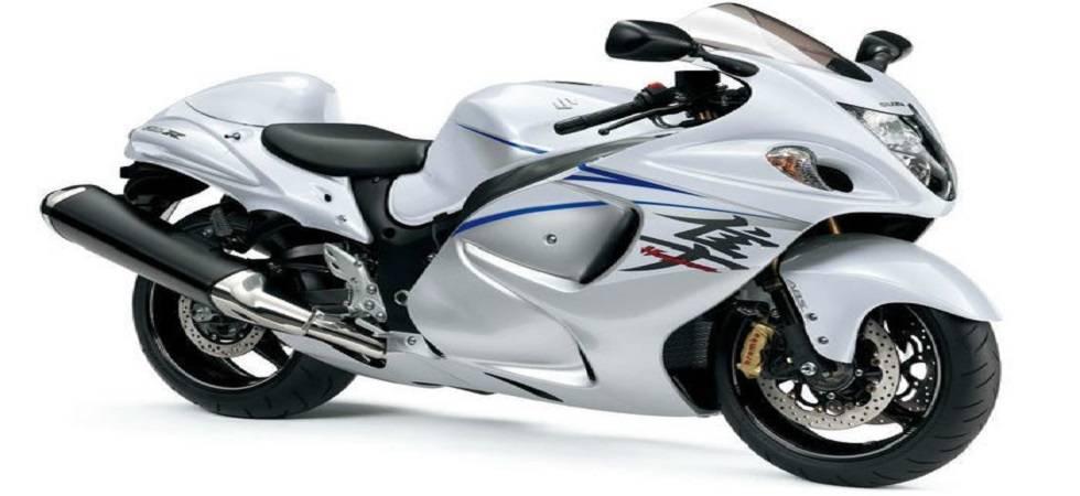 Suzuki Hayabusa (Image Source: PTI)