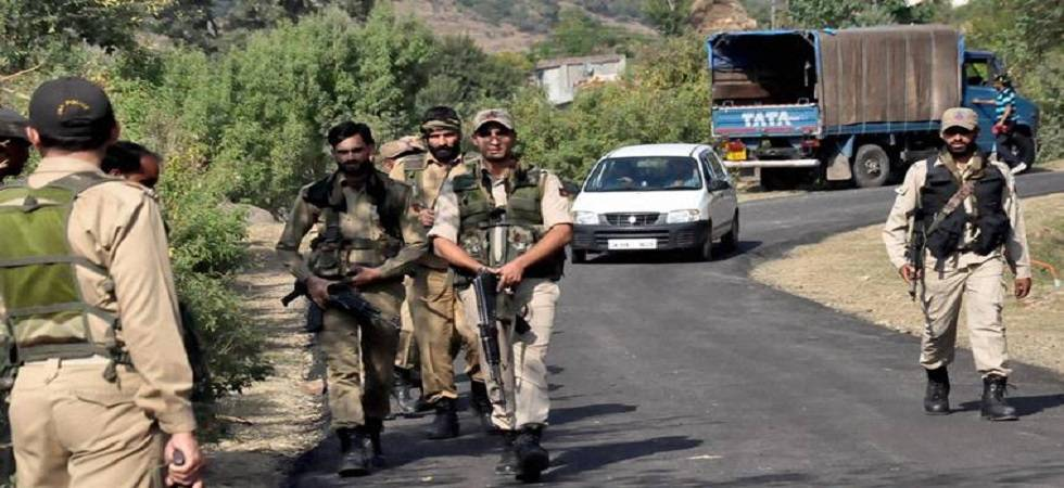 J&K: Security personal gun down two terrorists in Anantnag's Dooru (Source- PTI)