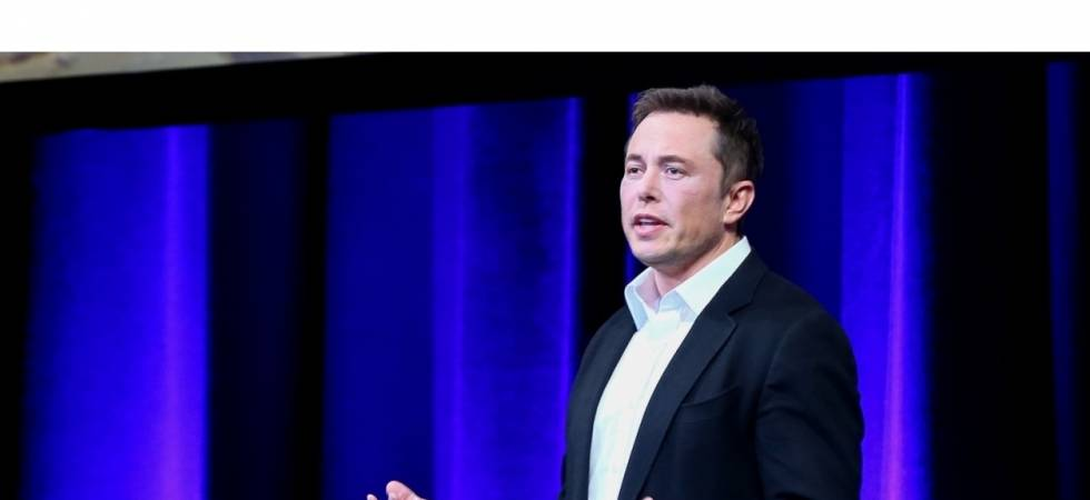 Elon Musk, CEO of SpaceX and Tesla (File Photo)