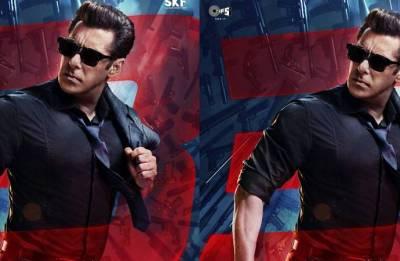 Race 3 new poster out: Meet 'Shamsher' aka BOSS of Salman Khan's action thriller (see pic)