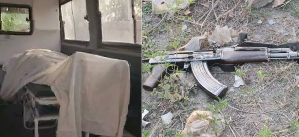 UP police on encounter spree, kills wanted criminals in Noida, Saharanpur (ANI Photo)