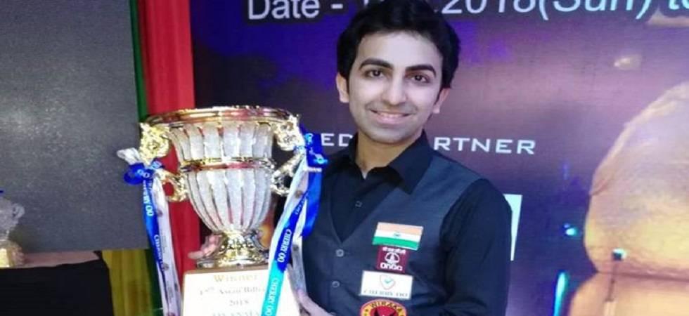 Pankaj Advani successfully defended his Asian Billiards Championships title (Image Source: PTI)