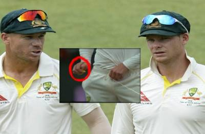 Australia removes Steve Smith, David Warner as captain, vice-captain over ball-tampering row