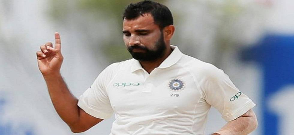 Mohammed Shami got injured in a road accident while travelling from Dehradun to Delhi (Image Source: PTI)