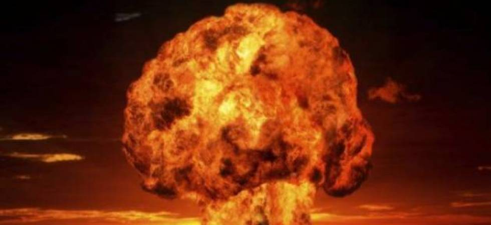 Nuclear Explosion - File Photo
