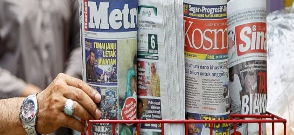 Malaysia government proposes 10 years' jail for 'fake news' (Representative Image)