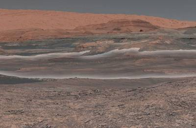 NASA's Curiosity rover completes 2,000 Martian days on Red Planet, releases image