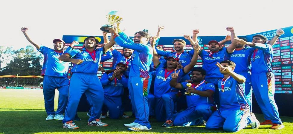 Afghanistan defeated West Indies to clinch the ICC World Cup qualifiers title (Image Source: PTI)