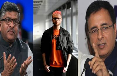 Data leak case: BJP demands apology, Congress tells government to file complaint agains Cambridge Analytica