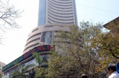 Sensex surges over 200 points, Nifty above 10,200 level as banking stocks extend gains
