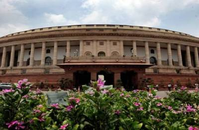 Parliament session: Lok Sabha adjourned for the day amid continued protests
