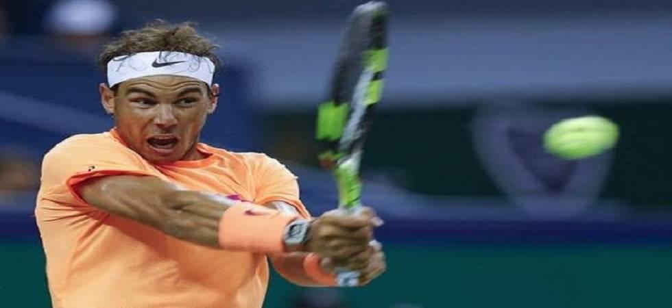 Rafael Nadal back for Spain in Davis Cup(Source - file pic)