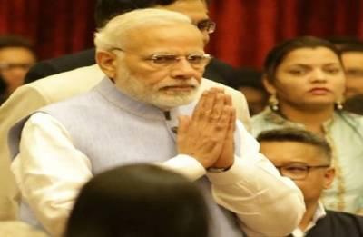 PM Modi bids farewell to retiring Rajya Sabha members, Disruptions finds mention in his speech