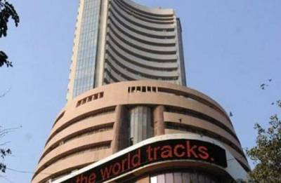 Sensex dips over 150 points on F&O expiry, weak global cues