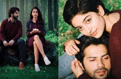October: Varun Dhawan-Banita Sandhu 'sun-kissed' snaps will warm your hearts (see pics)