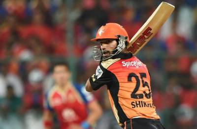 IPL 2018: Shikhar Dhawan looks likely candidate for SRH captaincy
